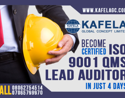 Promo!!! Become Certified ISO 9001 QMS Lead Auditor in 4 Days