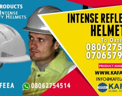 Order Reflectivity Helmets Online from Kafela PPE Kits Store