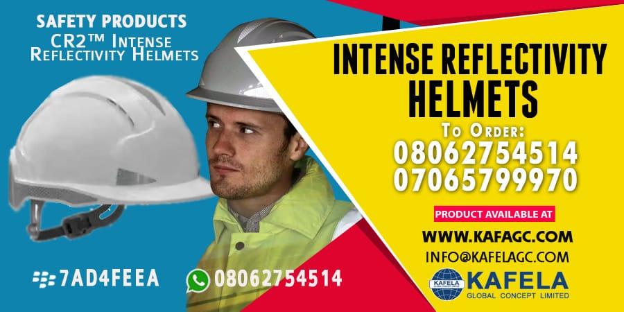 Order Reflectivity Helmets Online from Kafela PPE Kits Store