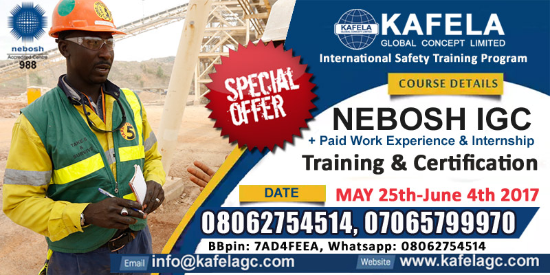 Consider A New Career in Health And Safety Industry