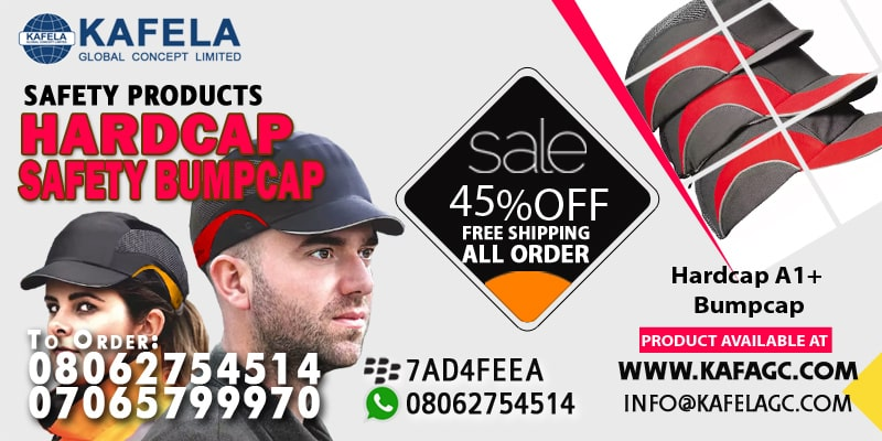 Order A1+ Bump Cap from Kafela PPE Kits Online Store