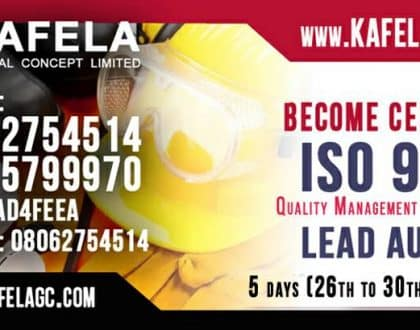 Get ISO 9001 Lead Auditor QMS Training - Boost your Career Opportunities