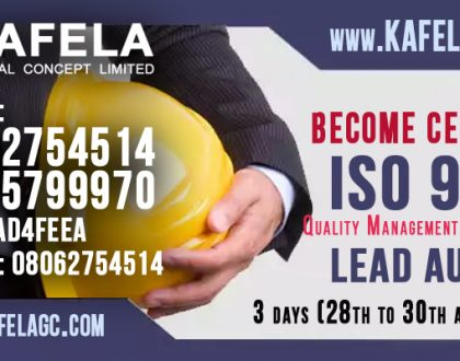 Benefits of becoming an ISO 9001 Lead Auditor