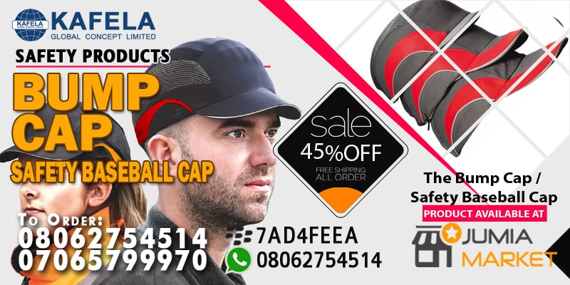 Order The Bump Cap / Safety Baseball Cap from Jumia Market