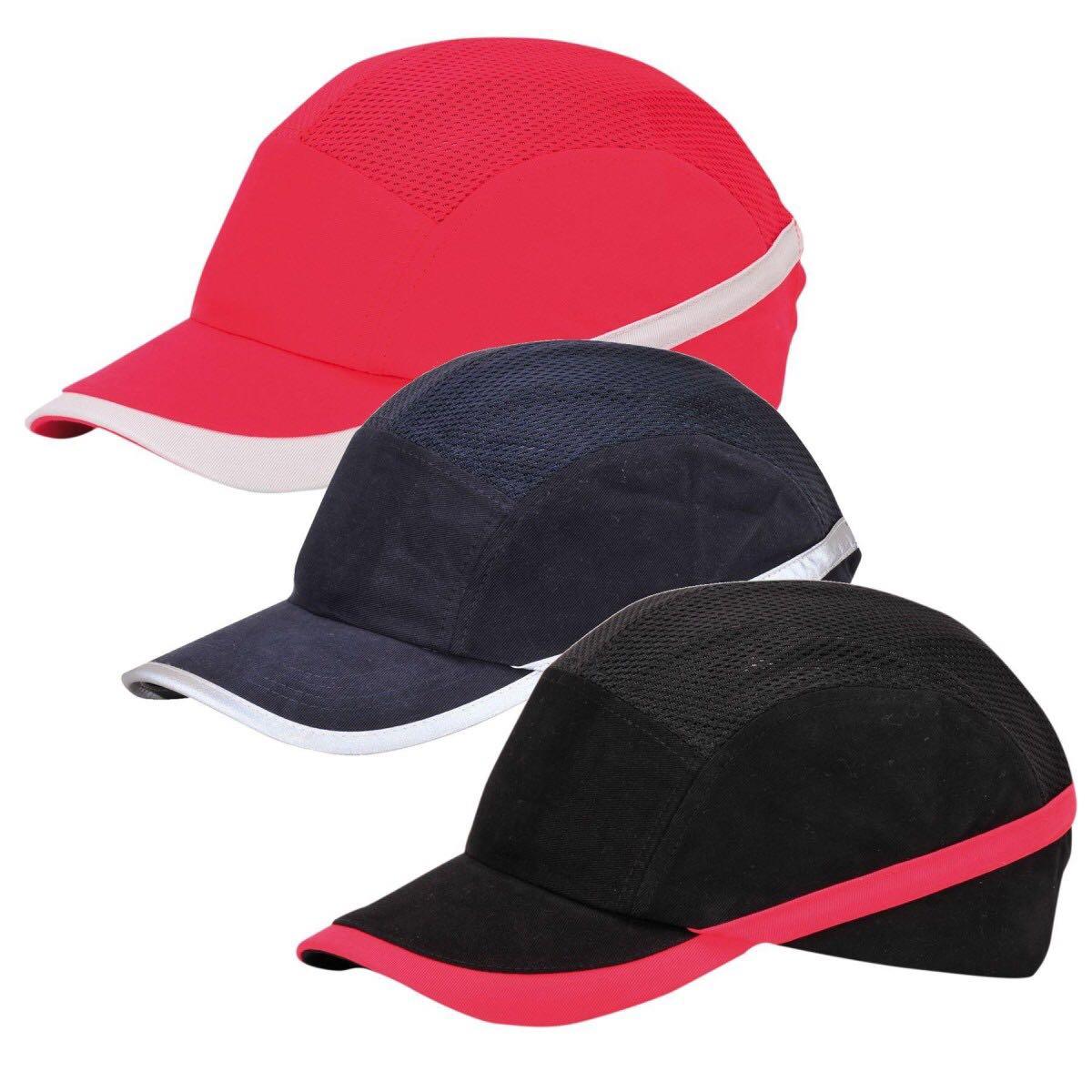 de07e524985 Portwest Protective Bump Cap (Baseball Style Hard Hat) – Kafela ...