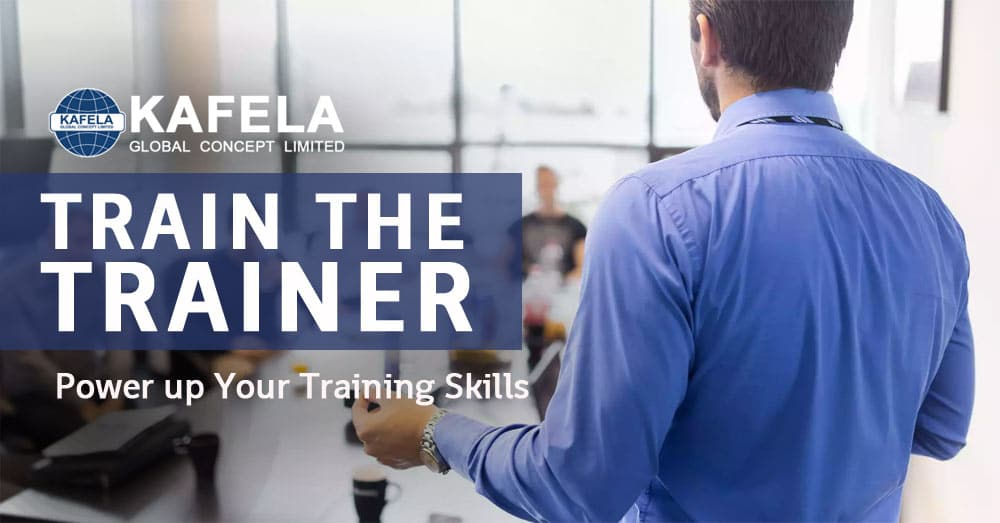Train the Trainer Course to Power up Your Training Skills