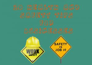 Blog  10 health and safety tips for businesses